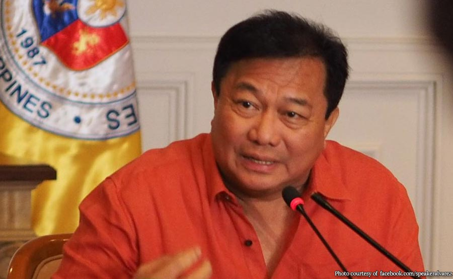 Alvarez: Depensa Ni Chief Justice Sereno 'scrap Of Paper' Lang