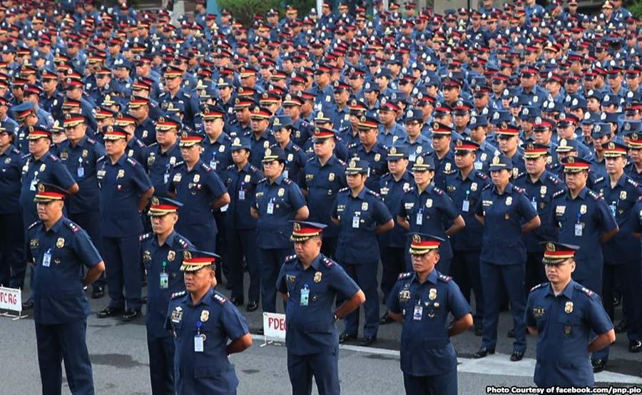 ABANTE pulis police pnp salary sweldo