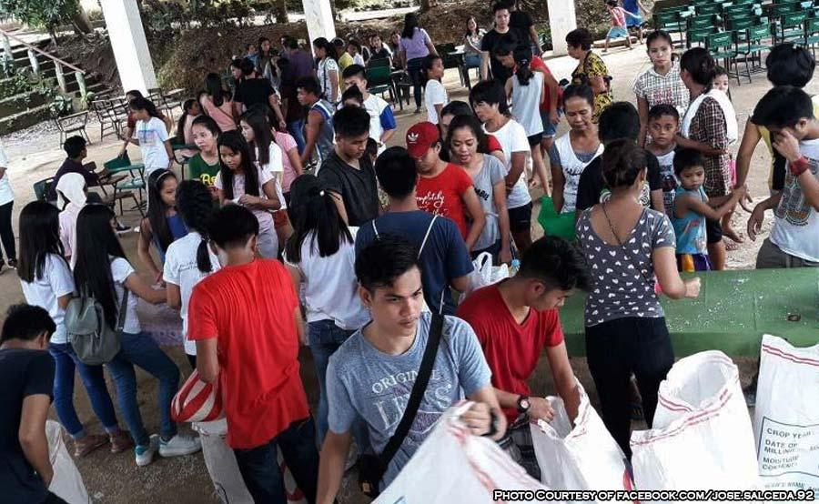 ABANTE Albay evacuation fund