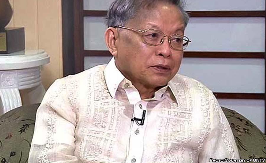 ABANTE Chief Justice Reynato Puno con con