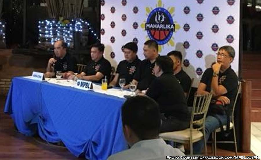 ABANTE Maharlika Pilipinas Basketball League