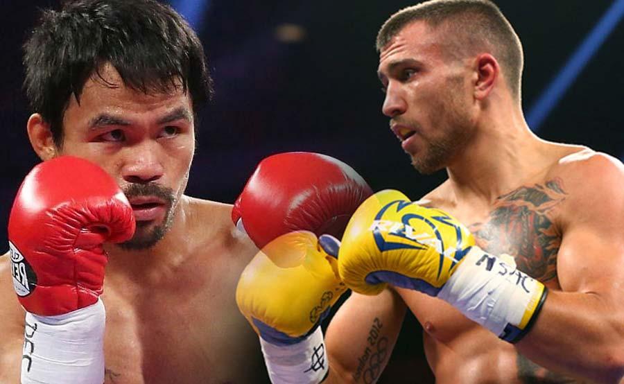 ABANTE Pacquiao Lomachenko boxing