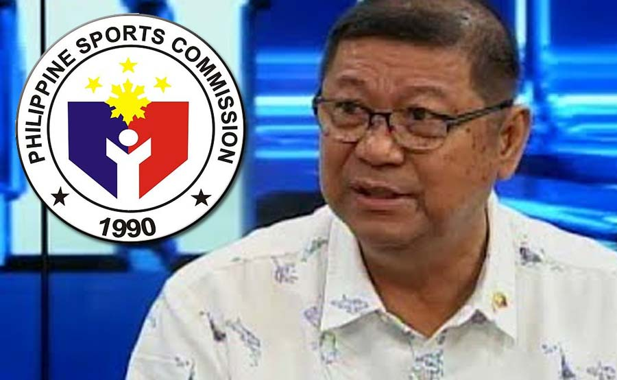 ABANTE Philippine Sports Commission william butch ramirez