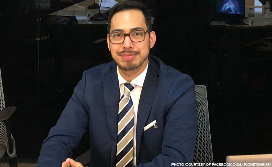 ABANTE Political analyst Prof Heydarian china ph