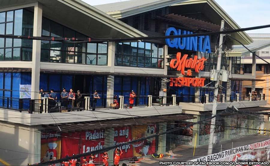 ABANTE Quinta Market quiapo new 2018
