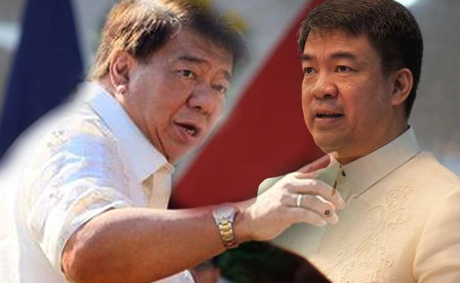 ABANTE TNT drilon kay koko senado ph