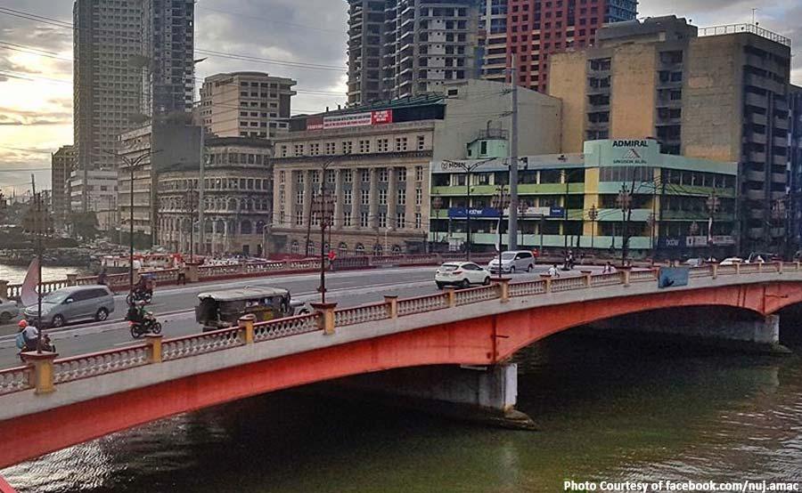 ABANTE-TNT jones bridge manila philippines