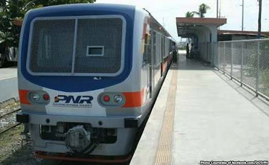 abante pnr railway project