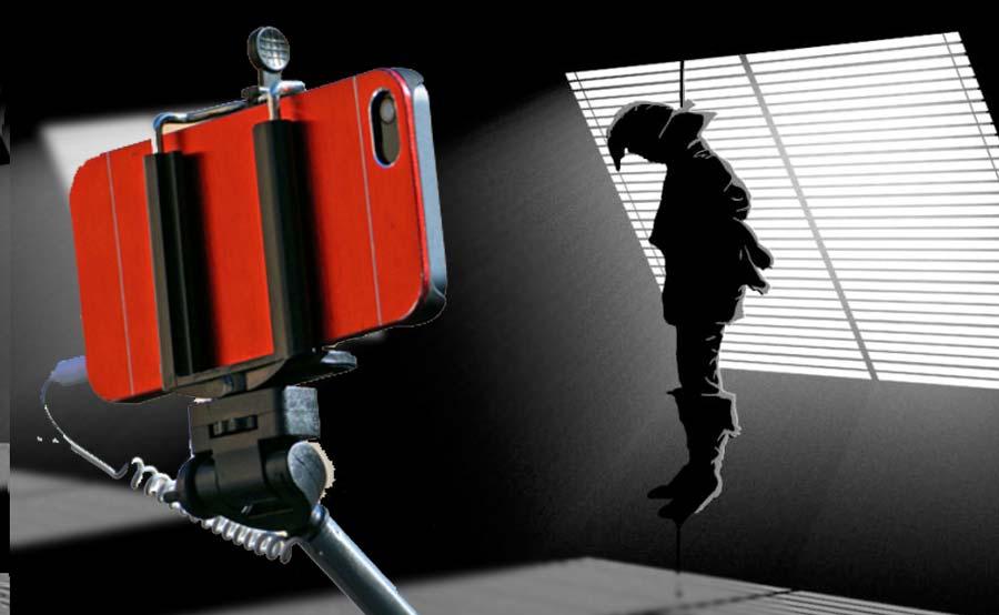 ABANTE-TNT selfie suicide hang