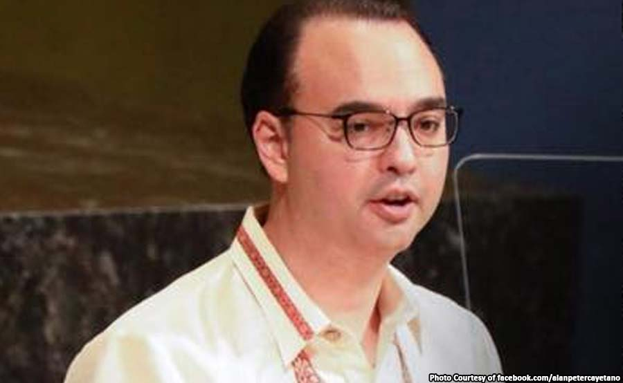 ABANTE alan peter cayetano passport dfa
