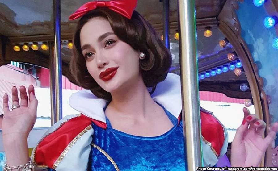 ABANTE arci munoz snow white disney princess