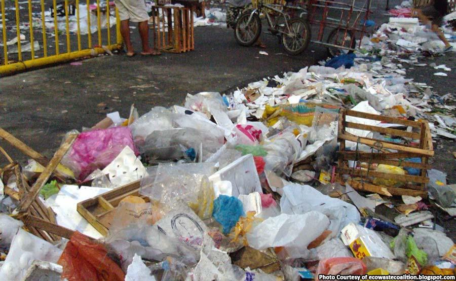 ABANTE basura truck traslacion