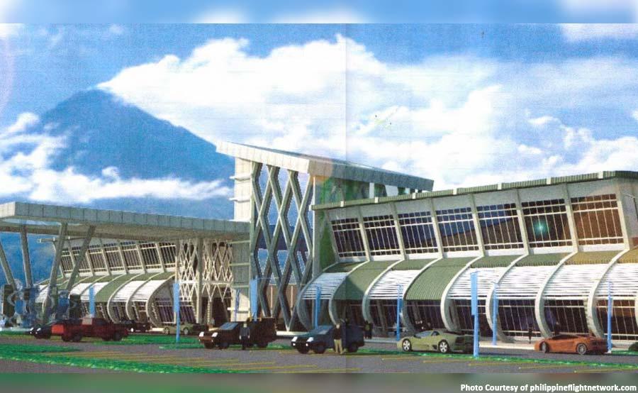 ABANTE bicol international airport crash