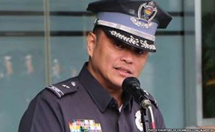 ABANTE bjmp tapayan pdea drug free jail