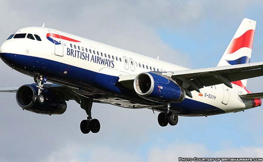 ABANTE british airways surot