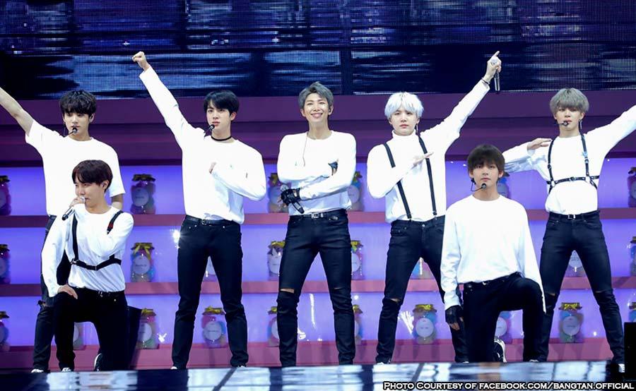 ABANTE bts seoul music awards 27th