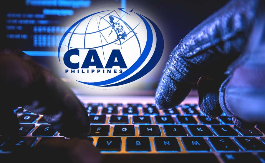 ABANTE caap philippines website hacked chinese