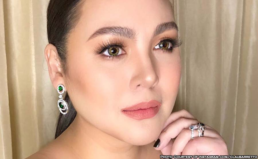 ABANTE claudine barretto bathroom cry