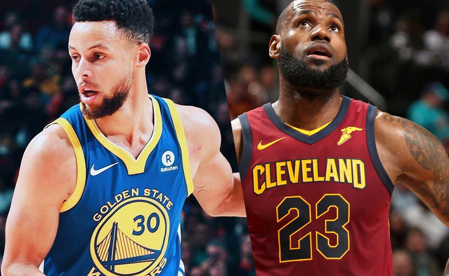 ABANTE curry lebron captains alll star nba