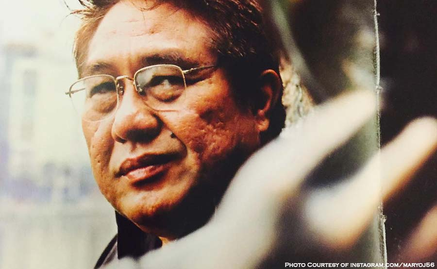 ABANTE direk maryo j rip showbiz industry