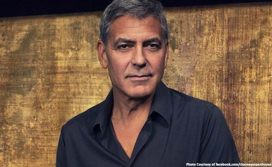 ABANTE george clooney catch 22 tv show