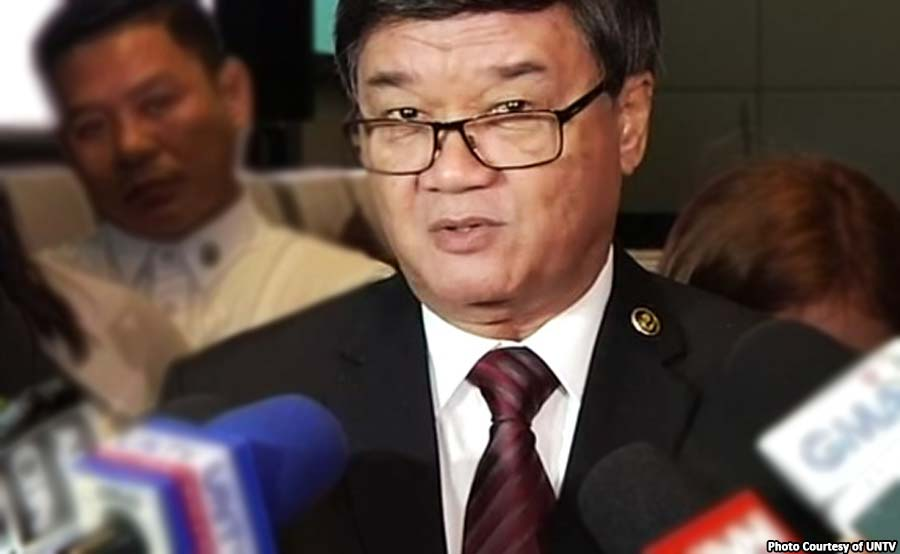 ABANTE immigration officials vitaliano aguirre