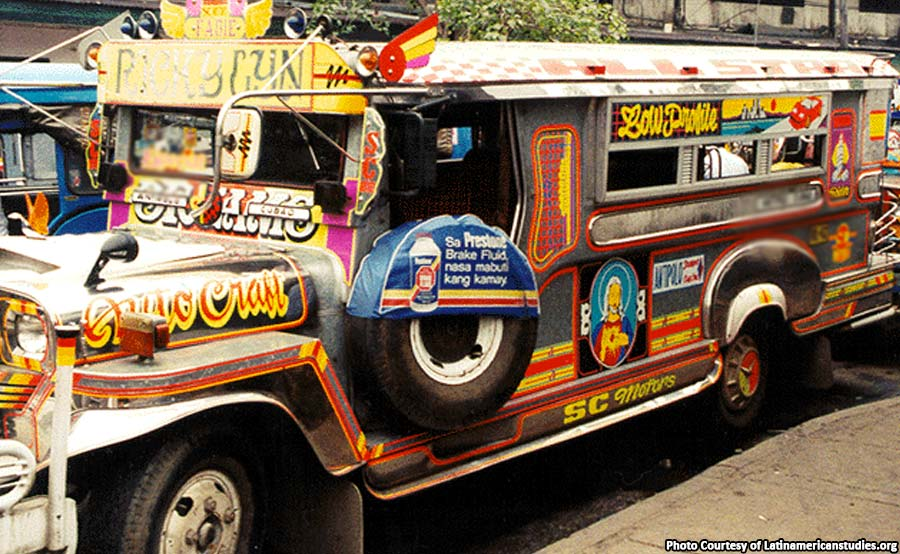 ABANTE jeepney jeep philippines puv buloc i-act