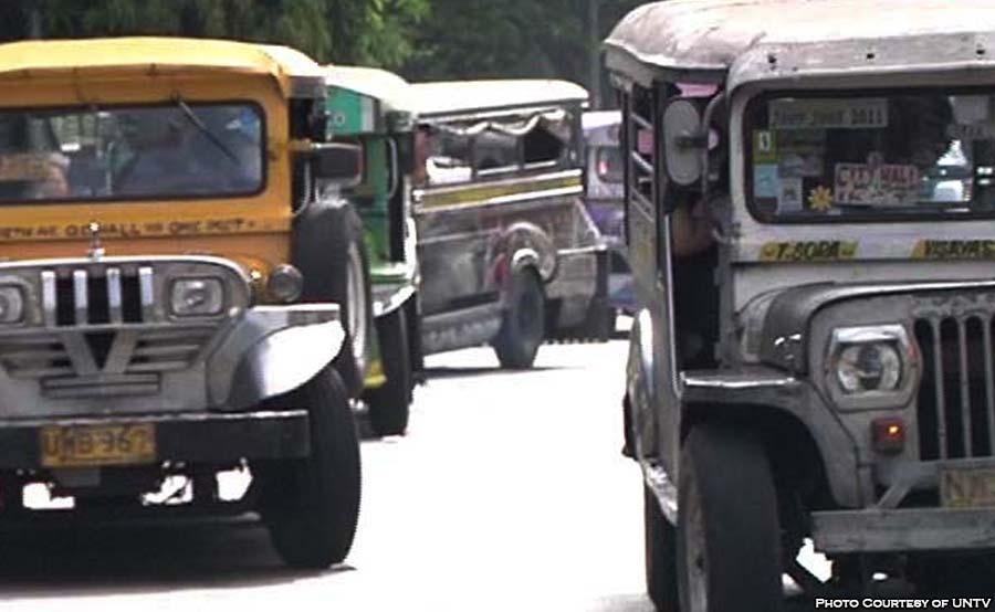 ABANTE jeepney modernization