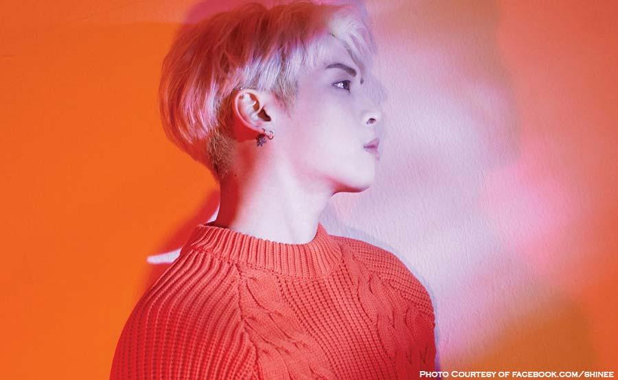 ABANTE jonghyun album shinee