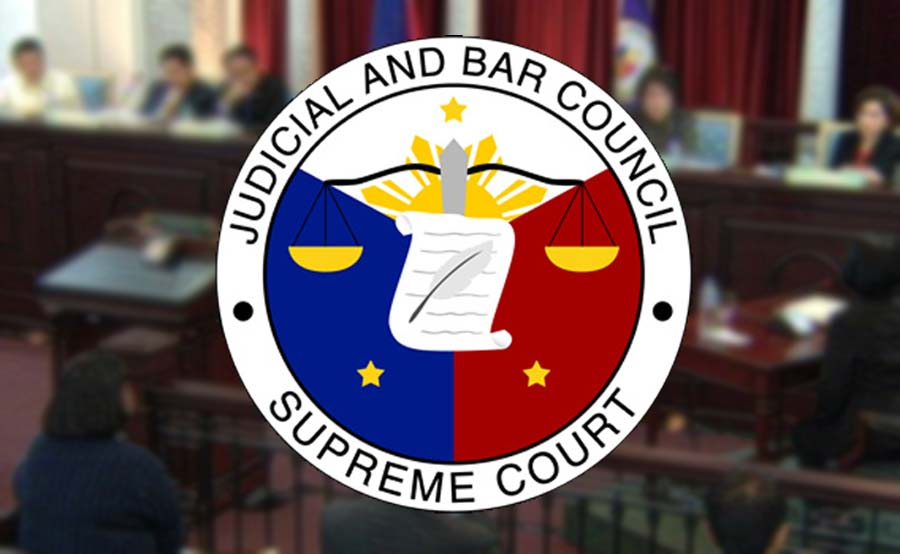 ABANTE judicial and bar council jbc