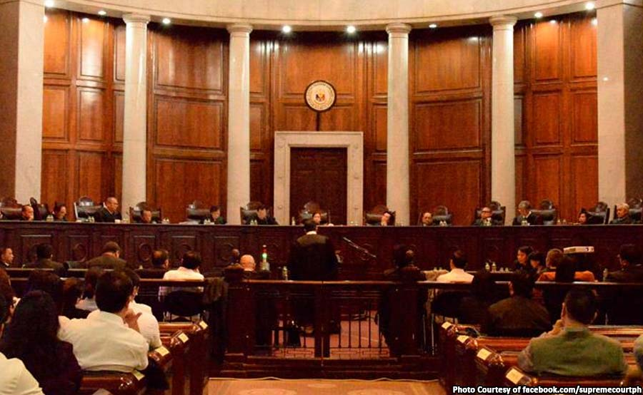 ABANTE korte suprema supreme court oral argument martial law