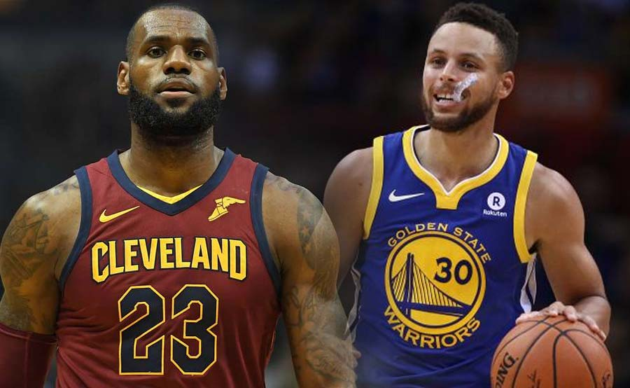 ABANTE lebron james mvp nba all star stephen curry
