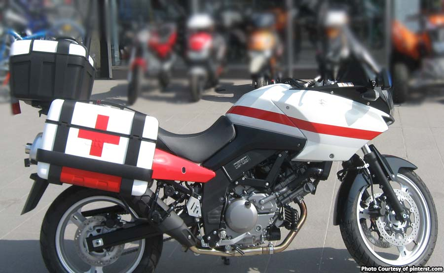 ABANTE motorcycle paramedics ph