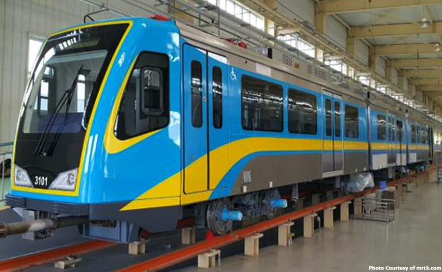ABANTE mrt 3 dalian transportation china train