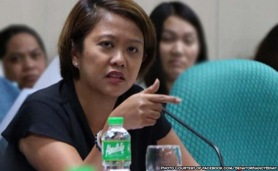 ABANTE nancy binay chacha government public