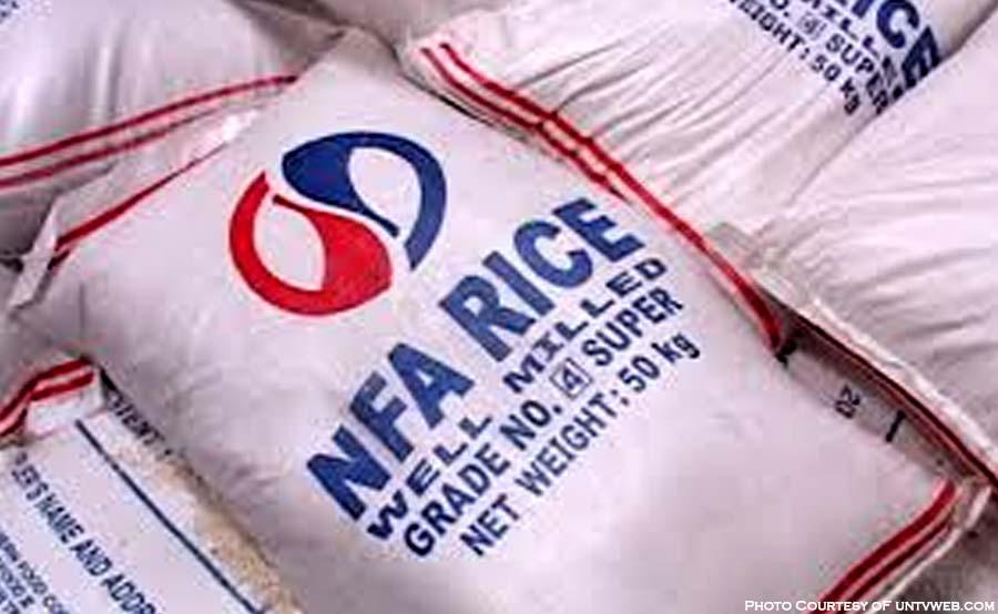 ABANTE nfa rice filipino