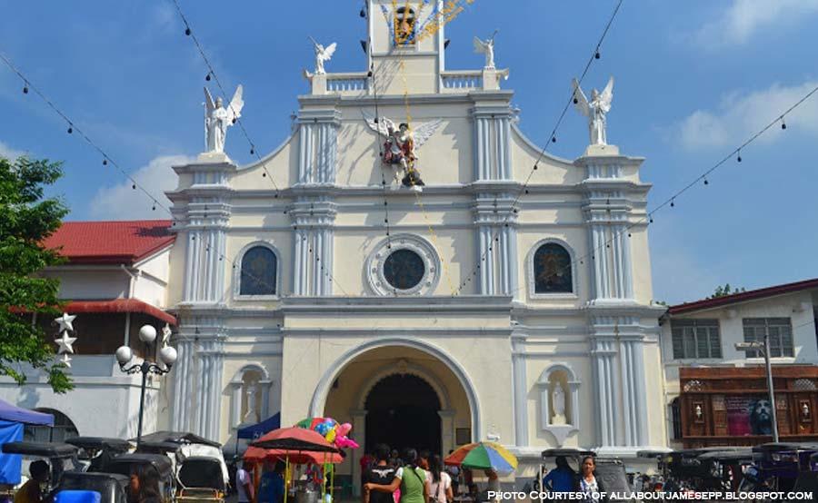 ABANTE pari San Miguel Arkanghel Parish Church