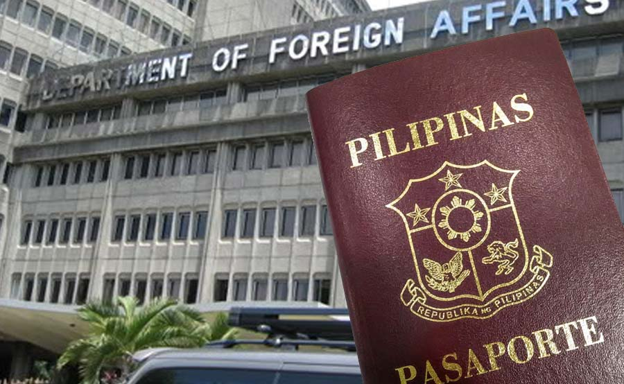 ABANTE passport dfa process