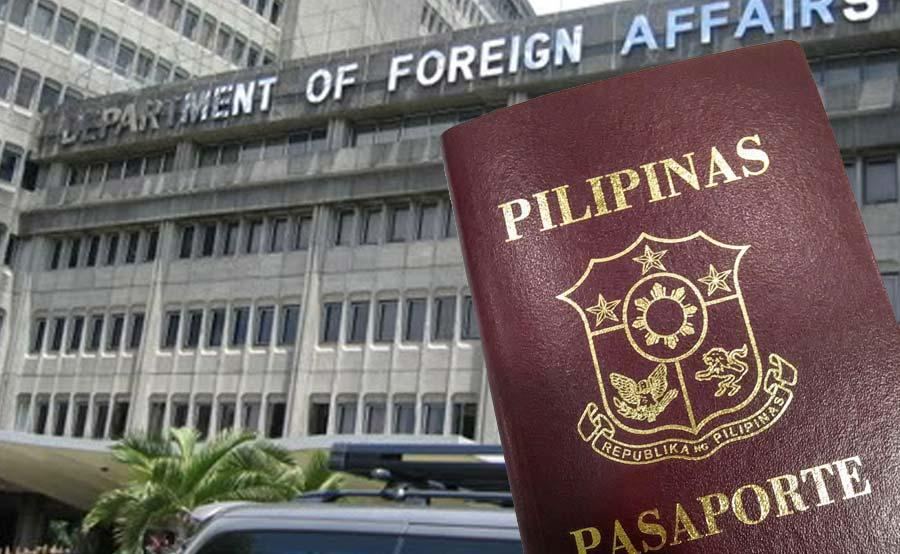 ABANTE passport dfa process