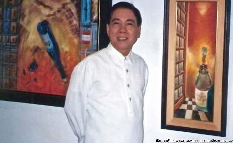 ABANTE pitoy moreno fashion designer filipino dies