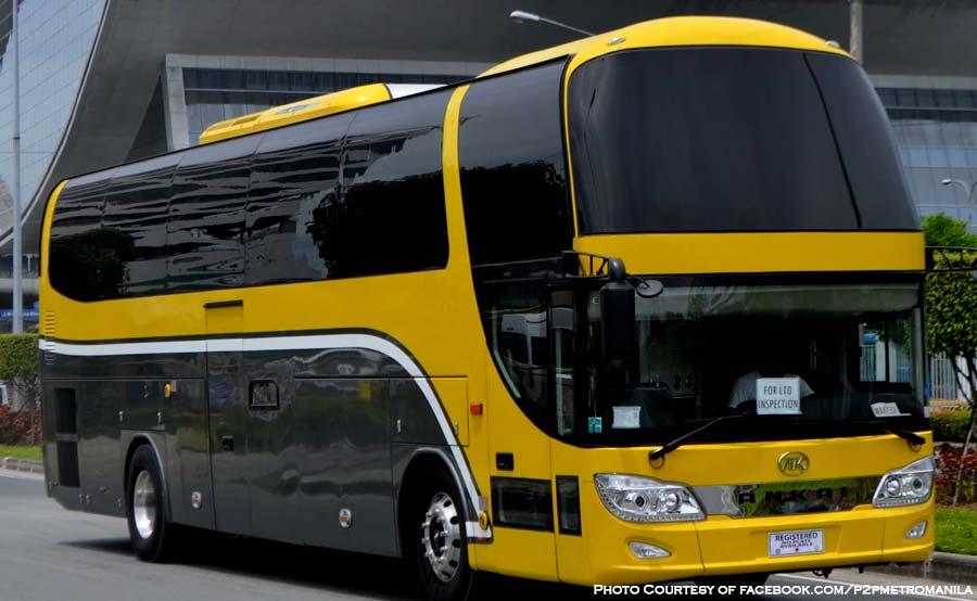 ABANTE ptp p2p bus fare
