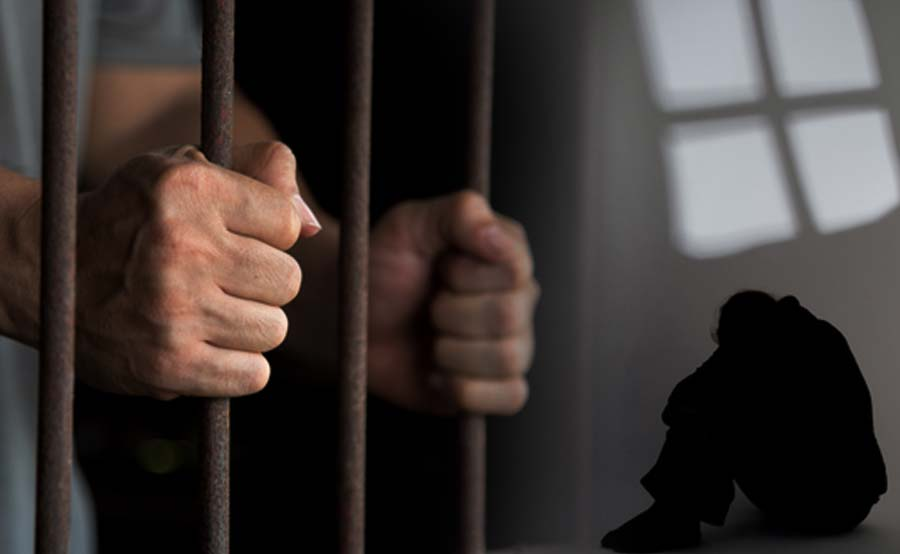 ABANTE rapist grade 1 jail crime