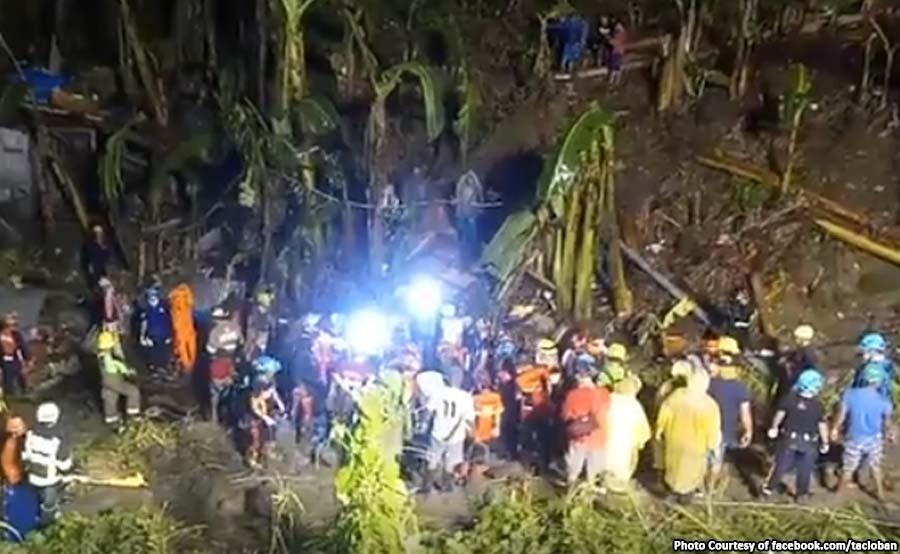 ABANTE tacloban city lanao del sur landslide 6 dead