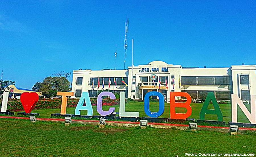 ABANTE tacloban dpwh project