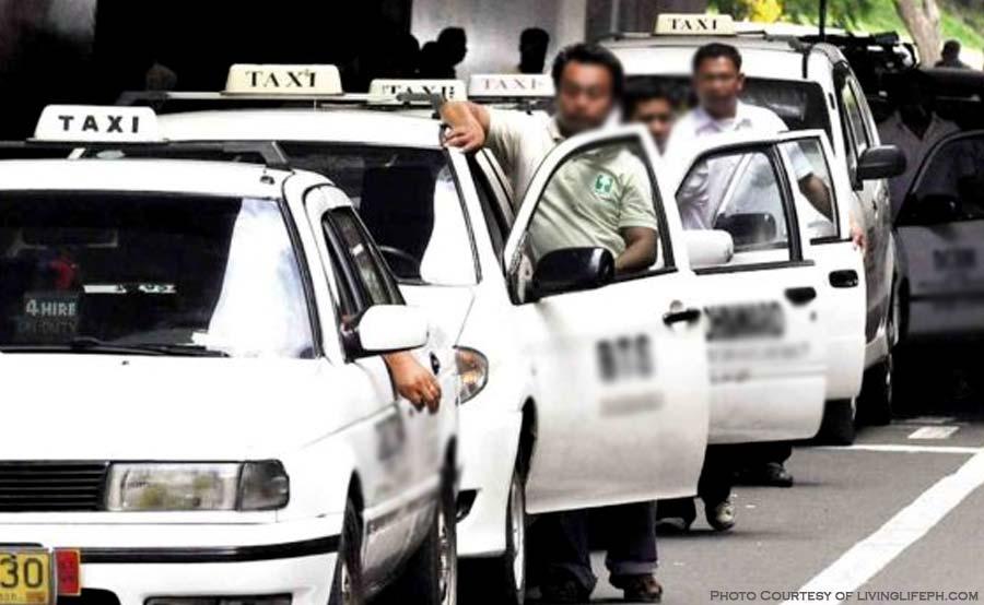 ABANTE taxi philippines train law fare