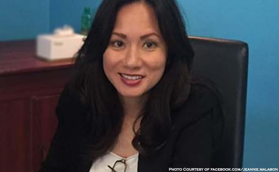 ABANTE tonite Malabon Vice Mayor Jeannie Sandoval