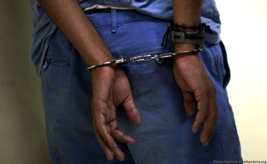 ABANTE tulak arrested jail drug pusher