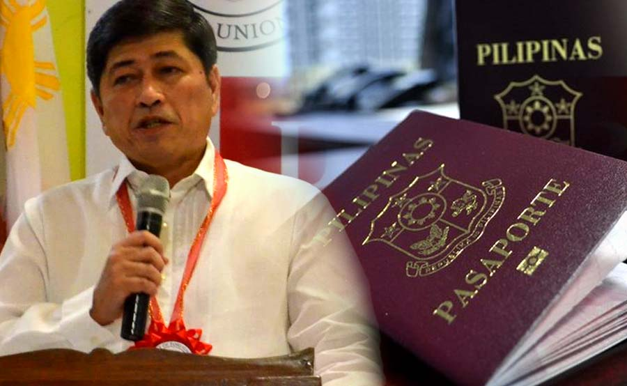 ABANTE up experts passport slot dfa
