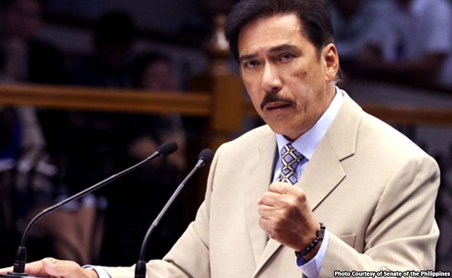 ABANTE vicente sotto iii constitution change