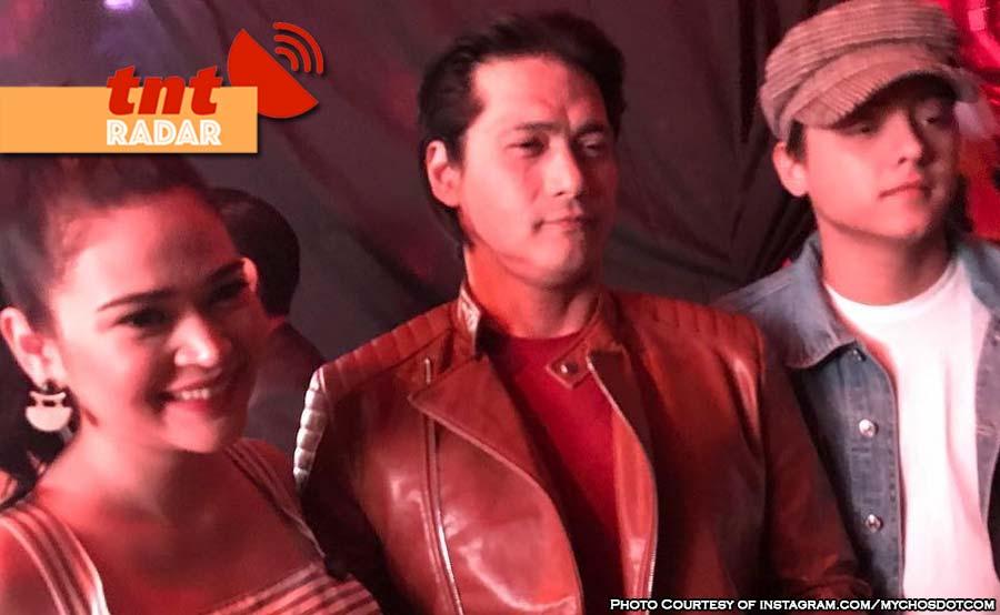 TNT-RADAR Daniel Robin Bela Padilla reunion